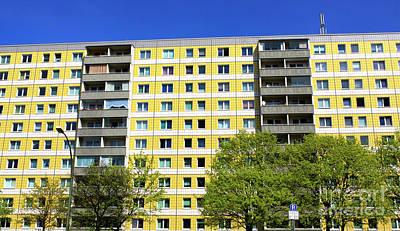 Photograph - Yellow Berlin by John Rizzuto