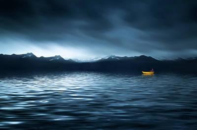 Yellow Boat Original
