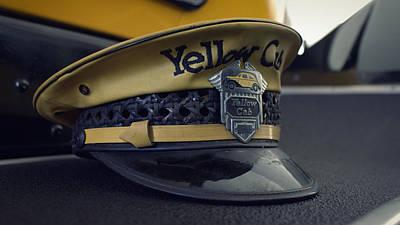 Photograph - Yellow Cab by Joseph Skompski