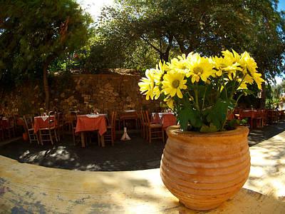 Photograph - Yellow Chrysanthemum  by Jouko Lehto
