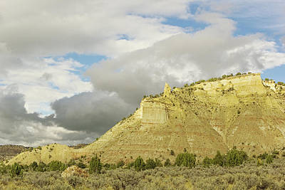Photograph - Yellow Cliffs by Peter J Sucy