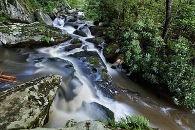 Photograph - Yellow Creek by Chris Berrier