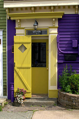 Photograph - Yellow Door by Douglas Pike