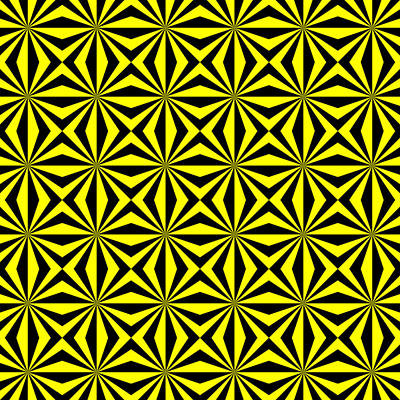 Digital Art - Yellow Happiness by Lucia Sirna