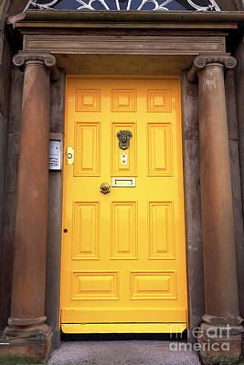 Photograph - Yellow In Dublin by John Rizzuto