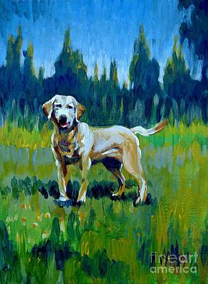 Yellow Lab Original