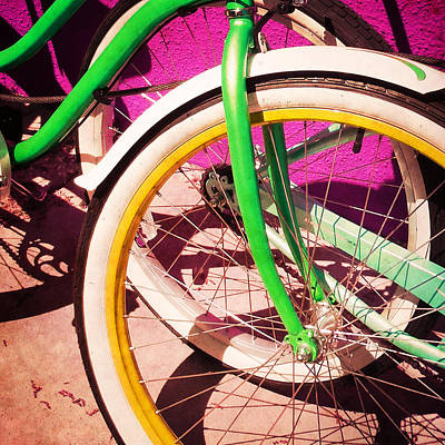 Photograph - Yellow Rim 1 by Valerie Reeves