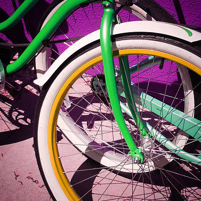 Photograph - Yellow Rim 2 by Valerie Reeves
