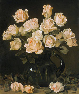 Painting - Roses Galore by Robert Holden