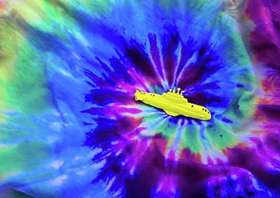 Photograph - Yellow Submarine by Daniel Furon