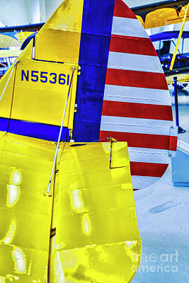 Photograph - Yellow Tail by Rick Bragan