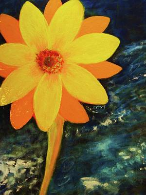 Painting - Yellow Treat by John Scates