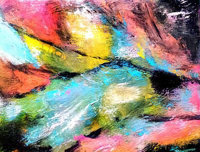 Painting - Yellow Tulip by Nikki Dalton