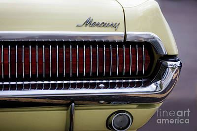Photograph - Yellow Xr7 by Dennis Hedberg