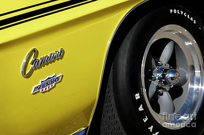 Photograph - Yellow Yenko by Dennis Hedberg