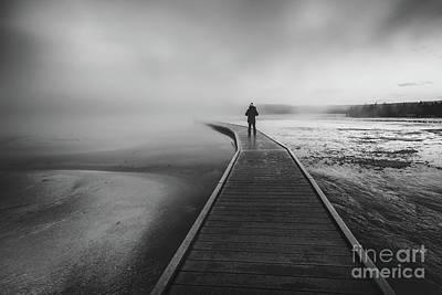 Photograph - Yellowstone Dream by Pawel Klarecki