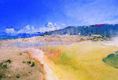 Photograph - Yellowstone by Julie Lueders