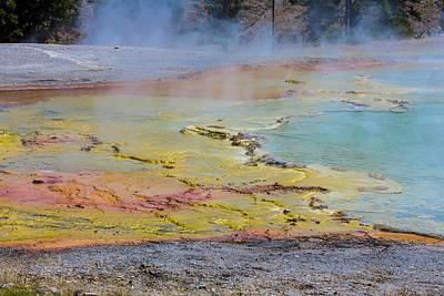 Photograph - Yellowstone National Park 3 by John McGraw