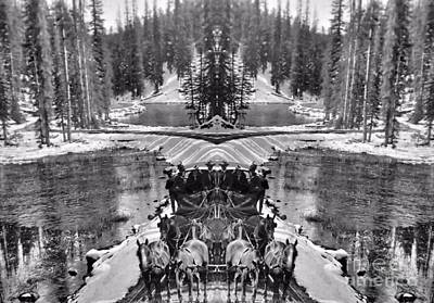 Photograph - Yellowstone National Park by Beverly Ann Shelby
