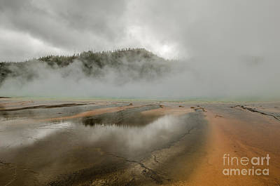 Photograph - Yellowstone's Beauty by Sue Smith