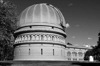Photograph - Yerkes Observatory  by Ricky L Jones