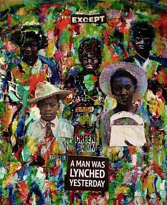 Yestarday Original by Joe-louis Ruffin
