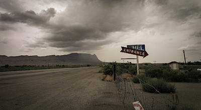 Photograph - Yesterday Road by Paki O'Meara