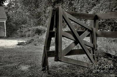 Lovely Lavender - Yesterdays Gate by Jonathan Harper