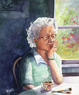 Painting - Yesterday's Gone by Marilyn Smith