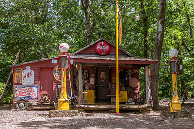 Photograph - Yesterville Country Store 2 by Lynne Jenkins