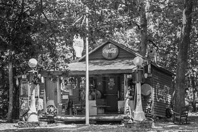 Photograph - Yesterville Country Store 3 by Lynne Jenkins