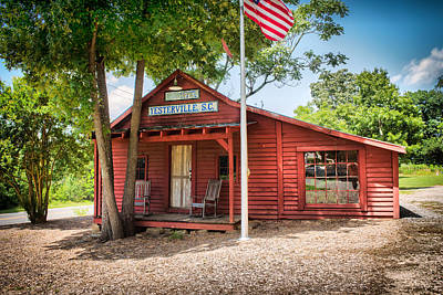 Photograph - Yesterville Post Office by Lynne Jenkins