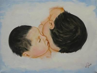 Painting - Yin  Yang by Joni McPherson
