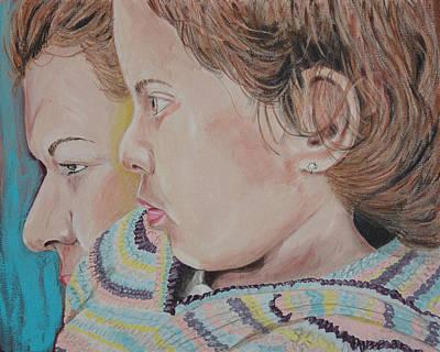 Yo De Nuevo Art Print by Kevin Callahan
