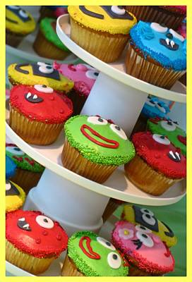 Photograph - Yo Gabba Gabba Birthday by Rhonda Jones