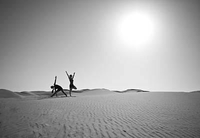 Photograph - Yoga Landscape  by Scott Sawyer