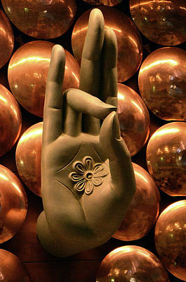 Photograph - Yoga - Mayura Mudra           by Harsh Malik