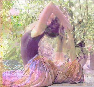 Yoga Dance Photograph - Yoga by Uldra Johnson