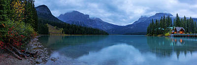 Waterscape Photograph - Yoho by Chad Dutson