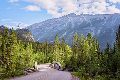 Photograph - Yoho National Park British Columbia Canada by Joan Carroll