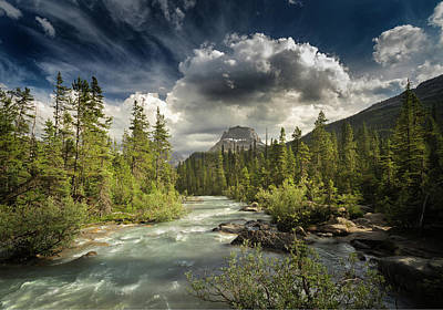 Photograph - Yoho National Park by William Lee