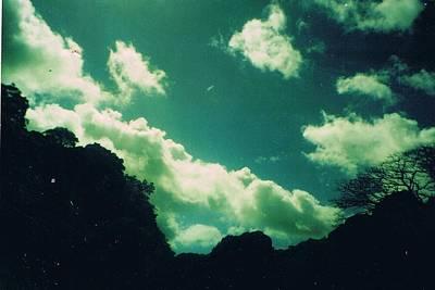 Yon Sky Original by Anne-Elizabeth Whiteway