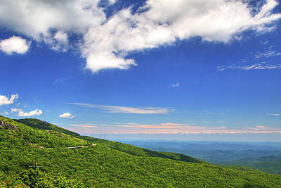 Photograph - Yonahlosse Overlook by Dale R Carlson