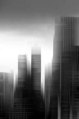 Digital Art - york II by John WR Emmett