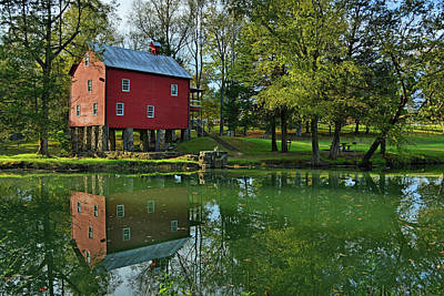 Photograph - York Mill by Ben Prepelka