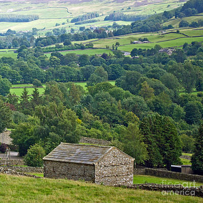 Photograph - Yorkshire Dales by Liz Alderdice