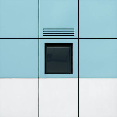 Yorkshire Windows 3 Art Print