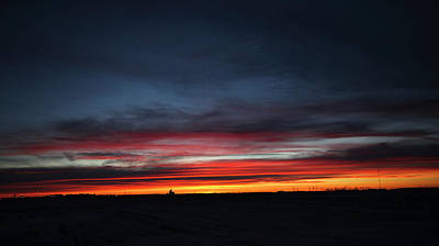 Photograph - Yorkton Sunrise by Ryan Crouse