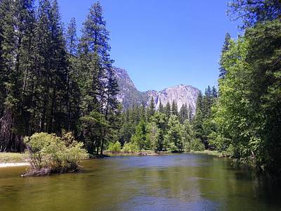 Photograph - Yosemite Lifestyle by Richard Yates