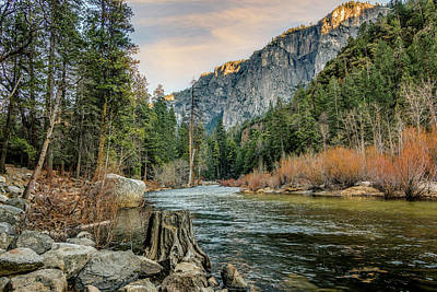 Photograph - Yosemite #2 by Patti Deters